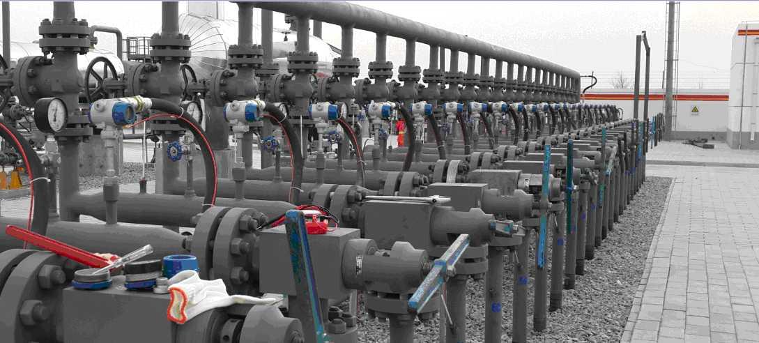 温度变送器在新疆、冀东、长庆等油田大量使用