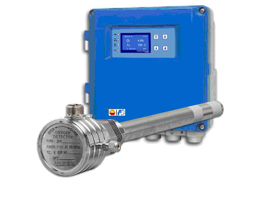 高粉尘氧化锆氧分析仪